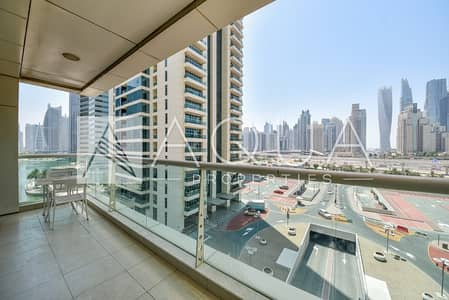 فلیٹ 2 غرفة نوم للايجار في أبراج بحيرات الجميرا، دبي - Spacious Luxurious   Bedroom + Maid Room