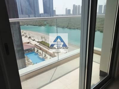 1 Bedroom Apartment for Rent in Al Reem Island, Abu Dhabi - *P. Sea View* Direct Access to the Beach and Reem Park