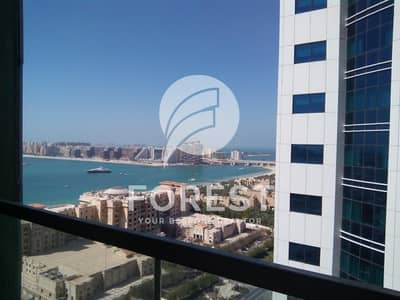 1 Bedroom Apartment for Rent in Dubai Marina, Dubai - Sea View | Mid Floor | Largest Size | Furnished