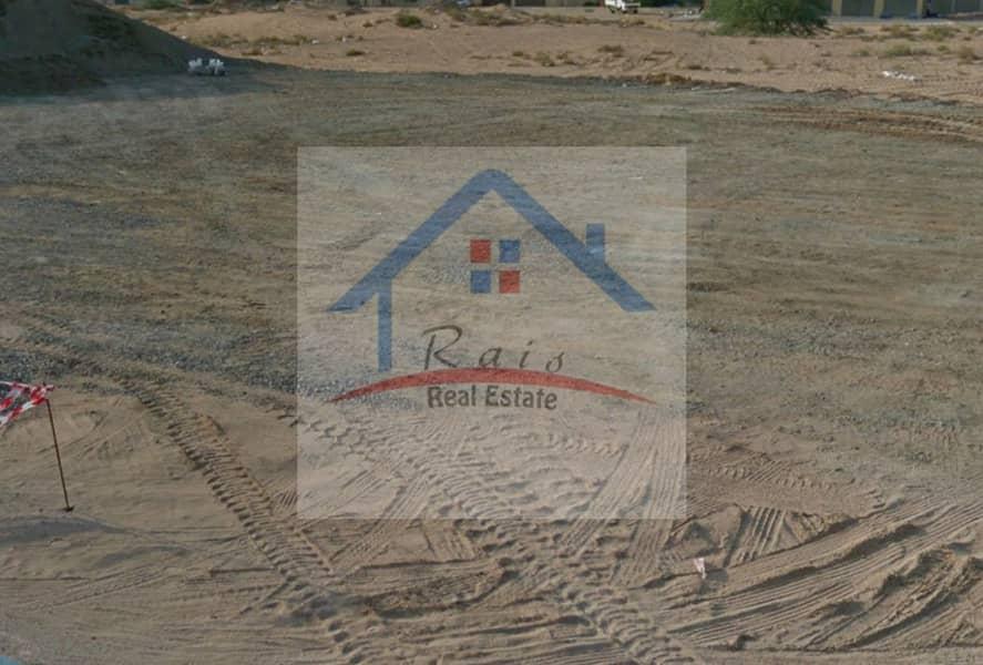 تجاري ارض سكنية للبيع في الجرف الصناعية 3 خلف الصين مول عجمان
