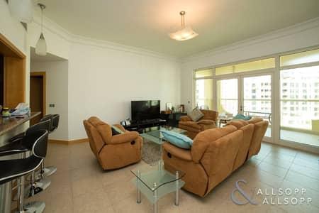 شقة 2 غرفة نوم للبيع في نخلة جميرا، دبي - New to Market   2 Bedroom + M   Park View