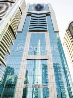 Fully Upgraded , Spectacular View in a prime location with  Best price in Dubai