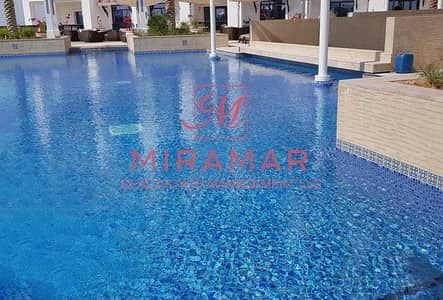 2 Bedroom Apartment for Rent in Yas Island, Abu Dhabi - ONE OF THE LARGEST IN ANSAM  BIG TERRACE