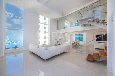 2 Bedroom Apartment for Sale in Jumeirah Beach Residence (JBR), Dubai - Ultra Modern Loft | 2 Bedroom | Sea View