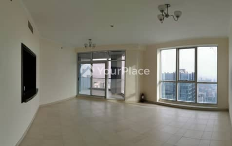 3 Bedroom Apartment for Rent in Dubai Marina, Dubai - Chiller Free -  Kitchen Equipped - Panoramic View