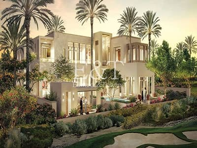 Plot for Sale in Dubai Hills Estate, Dubai - Build Your Own Palace on the Golf Course | DH