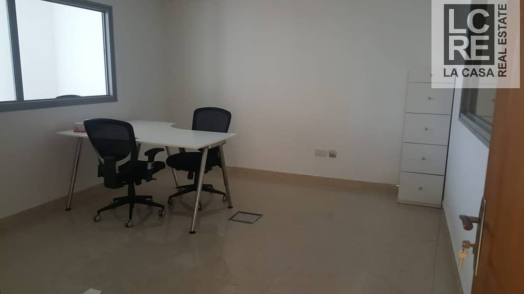 10 Superb I Fitted Office Space in Sky Tower