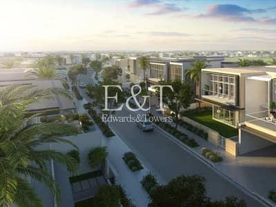 فیلا 4 غرفة نوم للبيع في دبي هيلز استيت، دبي - 4Bed + M Contemporary Style    Golf Place   DH