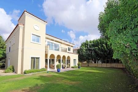 5 Bedroom Villa for Sale in Green Community, Dubai - Close to Pool & Gate | Single Row | VOT