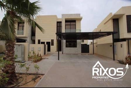 3 Bedroom Villa for Sale in DAMAC Hills (Akoya by DAMAC), Dubai - Elegant 3 Bed room TH-L Corner Villa | Single Row | Ready To Move in  | Vacant