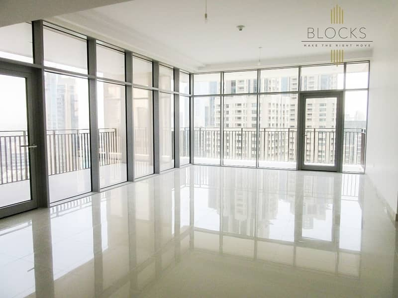 Largest unit High Floor Burj khalifa view Chiller Free