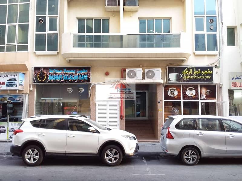 2 Spacious Studio Apartment for Rent  with balcony  in Al M urar