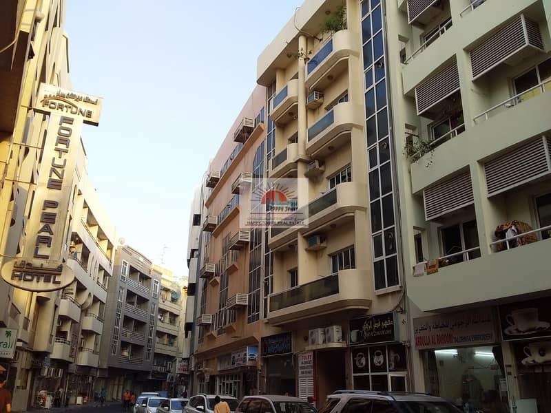 2 Studio Apartment  for rent with balcony in Al Murar