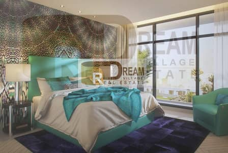 3 Bedroom Villa for Sale in Dubailand, Dubai - - FANTASTIC villa in Dubai designed by Just Cavalli in the best community with nice payment plan with 100% DLD waiver  .