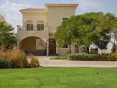 4 Bedroom Villa for Rent in The Villa, Dubai - 4 Bed Villa Facing Park Pool and Garden