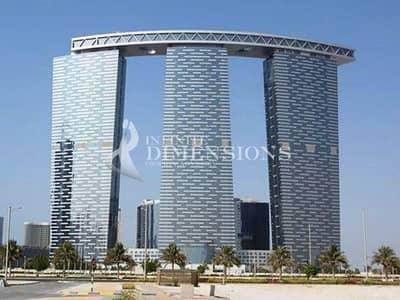 شقة 1 غرفة نوم للايجار في جزيرة الريم، أبوظبي - Bright & spacious 1BR Apartment in Gate Towers 3