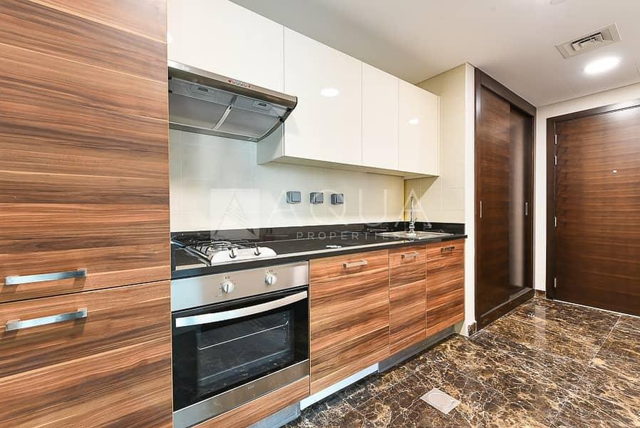 2 Luxury Unfurnished Studio | Move in ready