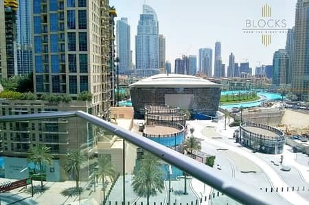 2 Bedroom Flat for Sale in Downtown Dubai, Dubai - 2BR Apartment in Lofts West! Fountain View!