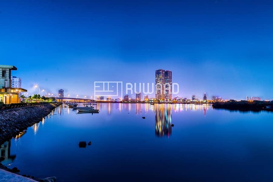 Sea View Office for Rent in Julphar Towers, Ras Al Khaimah