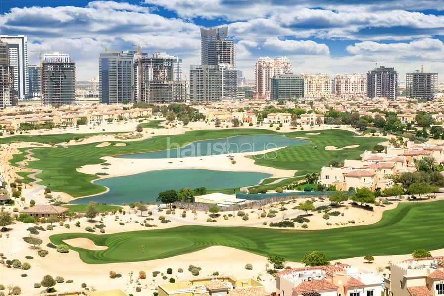 Golf Course Views | Designer 4 Bed penthouse