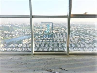 طابق تجاري  للبيع في أبراج بحيرات جميرا، دبي - Vacant Full Floor For Sale In Swiss Tower