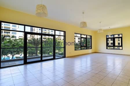 3 Bedroom Apartment for Sale in The Greens, Dubai - Vacating soon  3+study  Pool & Park view