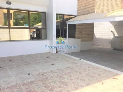4 Bedroom Villa for Rent in Corniche Road, Abu Dhabi - Good Location | Perfect For Family | Huge 4-bedroom Villa | Maids Rm | Parking | Garden | Terrace & Balcony