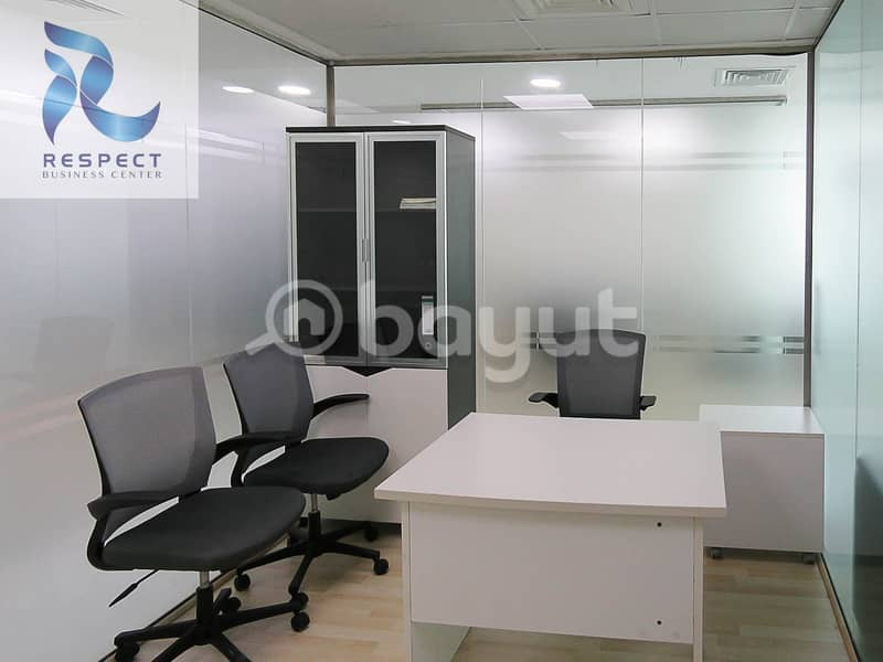 2 Direct From Owner Offices Near Metro Station