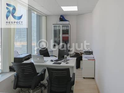 مکتب  للايجار في الخليج التجاري، دبي - Near Metro! Have Your Own Office For Only 9000 AED