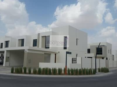 4 Bedroom Townhouse for Sale in Town Square, Dubai - corner Unit /  Brand New 4 BR Modern Townhouse