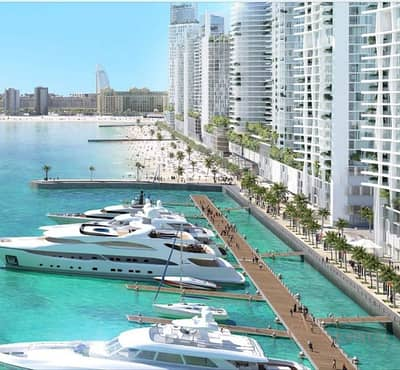 4 Bedroom Apartment for Sale in Dubai Harbour, Dubai - STUNNING 4 BEDROOM APARTMENT WITH FULL SEA-VIEW