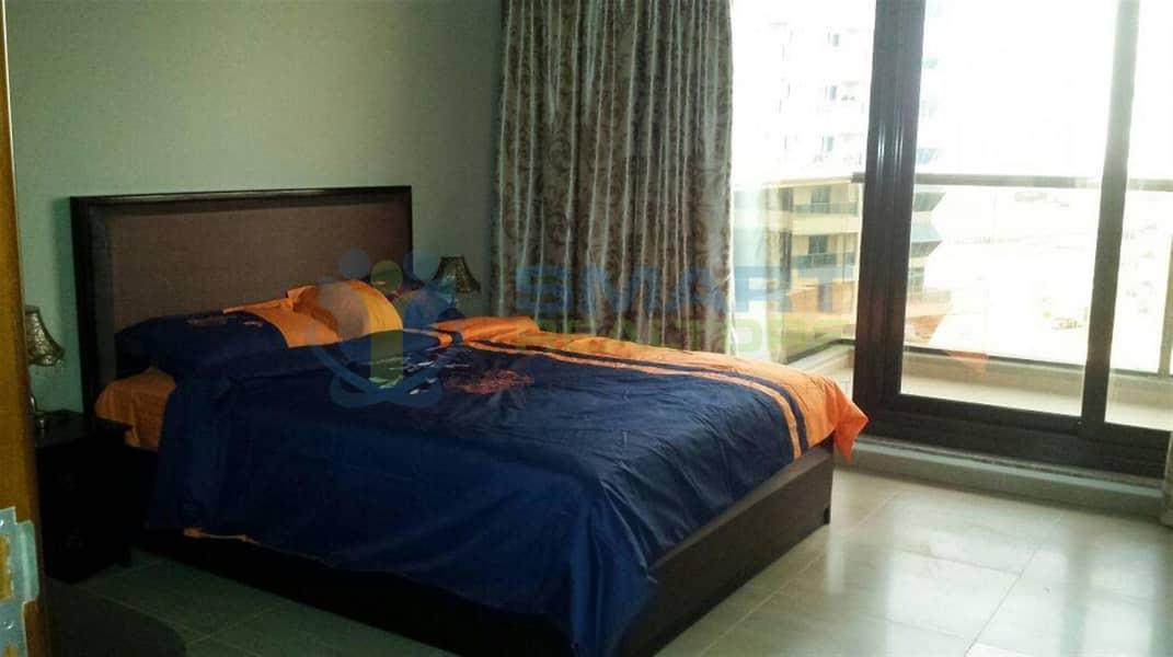 2 Furnished Studio with Balcony High Floor