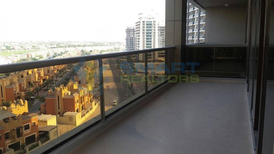 5 Furnished Studio with Balcony High Floor