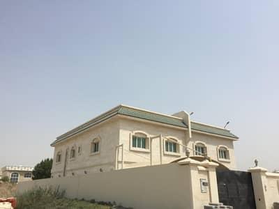 4 Bedroom Villa for Rent in Al Goaz, Sharjah - 4 BR Semi Independent Villa for Rent Al Goaz ,Separate Majlis & Dining Room