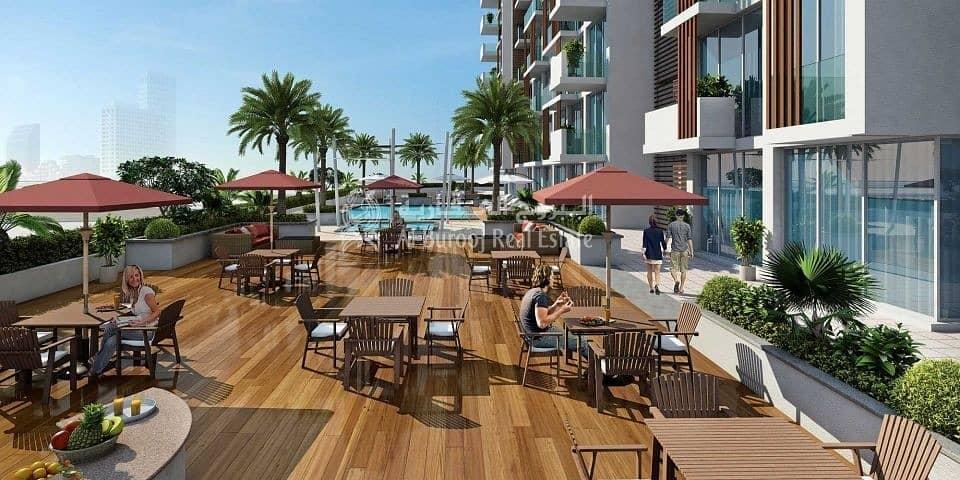 14 Canal view studio in Riviera Phase 1 Meydan Best Price