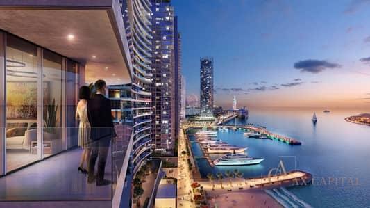 شقة 3 غرفة نوم للبيع في دبي هاربور، دبي - MAGNIFICENT WATERFRONT APARTMENT
