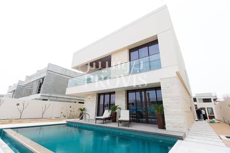 5 Bedroom Villa for Rent in Saadiyat Island, Abu Dhabi - Experience the sea