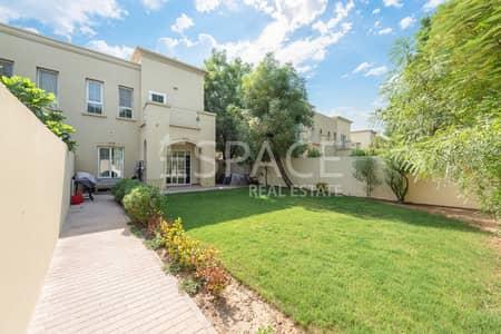 فیلا 2 غرفة نوم للبيع في الينابيع، دبي - Rare 4E   Springs 1   2 Beds   Huge Plot
