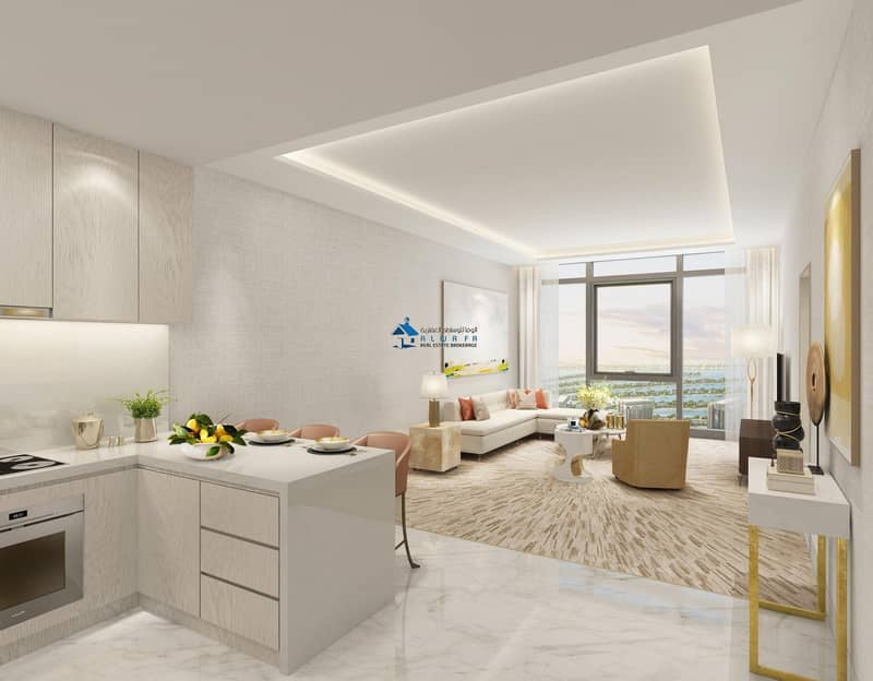 2 Iconic Tower | 1 BR | Palm Jumeirah