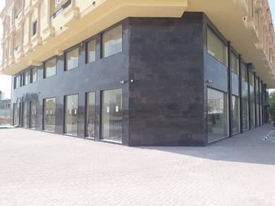 Shop for Rent in Al Mowaihat, Ajman - For rent in an excellent location shops near the Academy for secured investment