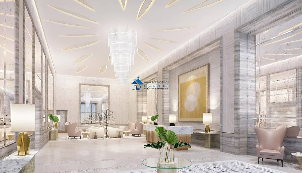 2 Iconic Tower | Studio Unit | Palm Jumeirah
