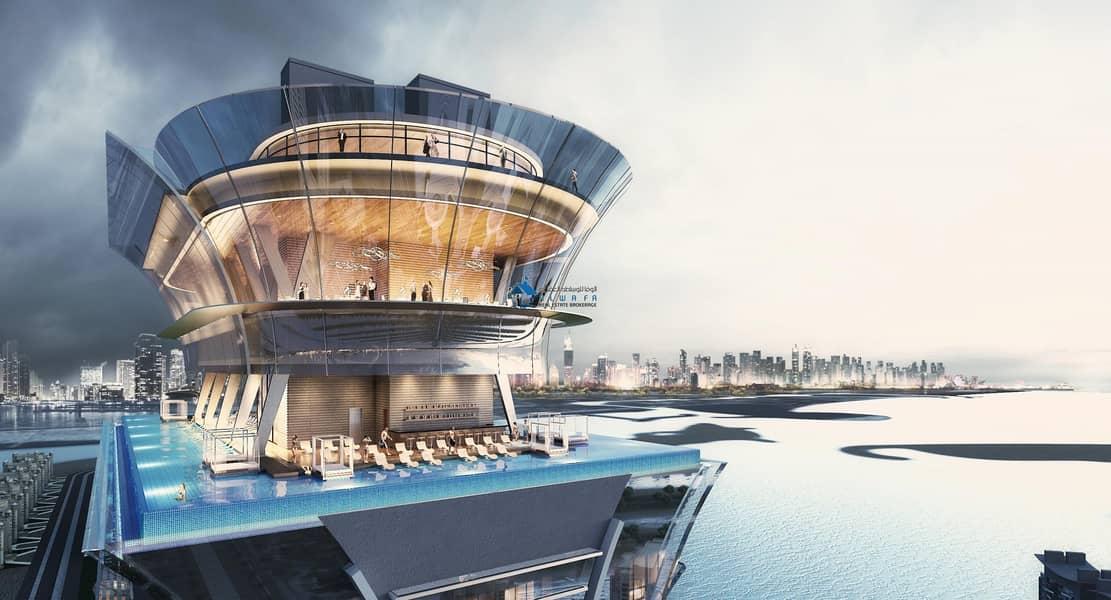 2 52- Storey Tower   2 BR Apartment  Palm Jumeirah