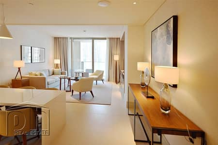 شقة 2 غرفة نوم للايجار في وسط مدينة دبي، دبي - Great Layout | Burj & Fountain Views | Incredibe Price