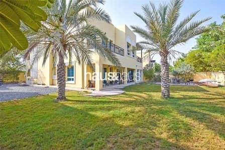 فیلا 5 غرفة نوم للايجار في مثلث قرية الجميرا (JVT)، دبي - Upgraded Large Kitchen | 5 bedrooms | Great garden