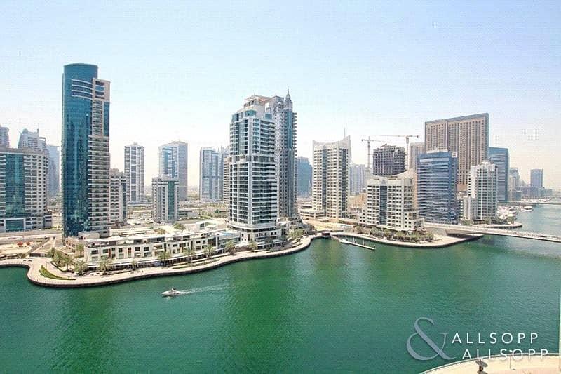 2 Bed | Full Marina Views | 2 Balconies