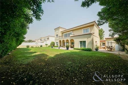 5 Bedroom Villa for Sale in Green Community, Dubai - Great Plot | Ideal Location | Must see