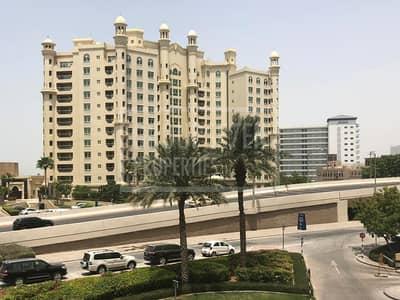 فلیٹ 3 غرفة نوم للايجار في نخلة جميرا، دبي - 3 Bedroom for Rent in Al Hamri Palm Jumeirah