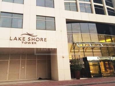 محل تجاري  للايجار في أبراج بحيرات جميرا، دبي - Corner Retail Shop  Lake Shore Tower JLT for rent