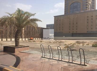 ارض صناعية  للبيع في شارع الشيخ زايد، دبي - G+44 Plot in Sheikh Zayed Road Media City