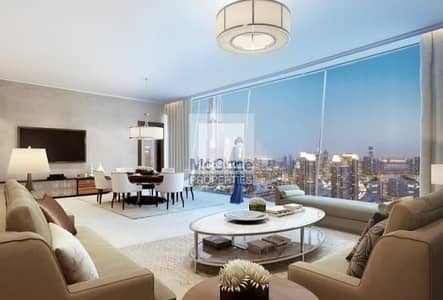 3 Bedroom Apartment for Sale in Downtown Dubai, Dubai - Stunning 3 Bedroom in  Address Sky Views